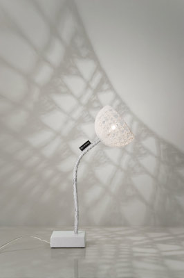 Trama T2 Floor Lamp Black