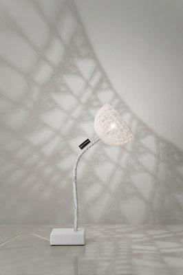 Trama T2 Floor Lamp Black