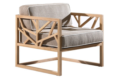 Tree Lounge Chair Oak