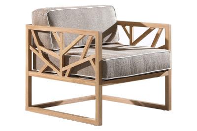 Tree Lounge Chair Oak
