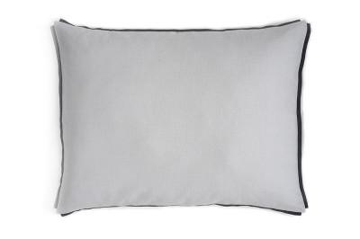Trimmed Linen Pillowcase 2 pillowcases 50x75cm