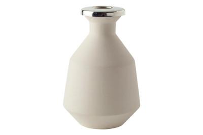 Tunisia Made Short Vase Silver