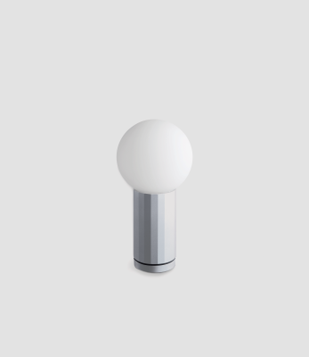 Turn On Table Lamp Aluminium