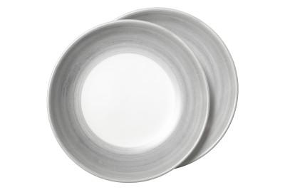 Turnì Soup Plates Grey