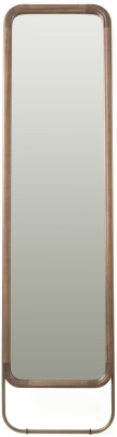 Utility Rectangular Mirror Natural Ash, Small