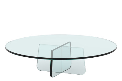 Vanità Cake Stand Transparent, Low
