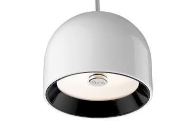 Wan S Pendant Light White