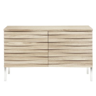 Wave Medium Sideboard Limed Oak