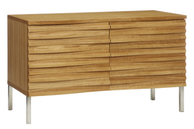 Wave Medium Sideboard Oak