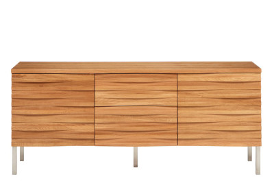 Wave Sideboard Oak
