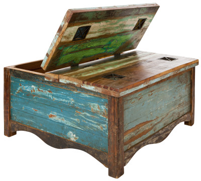Zanzibar Blanket Box / Coffee Table