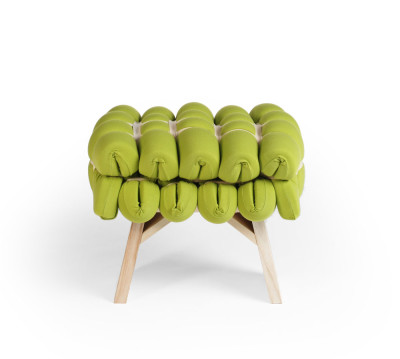 Zieharsofika Stool Green