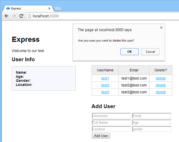 Closebrace creating a simple restful web app with nodejs express restful web app screenshot7 malvernweather