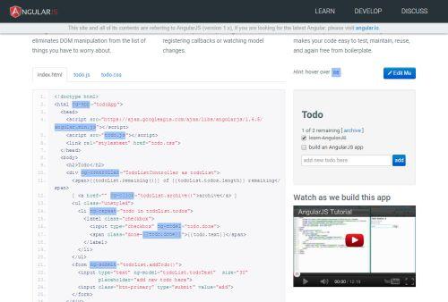 AngularJS To-Do List