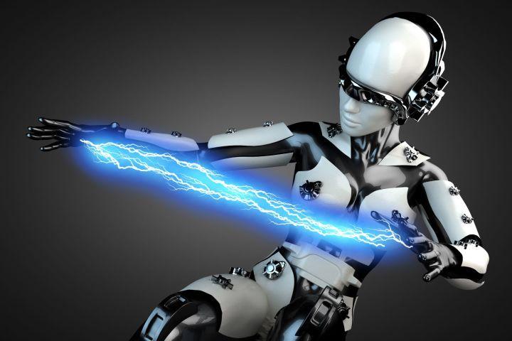 Lightning Robot