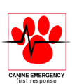 Canine Emergency first responder