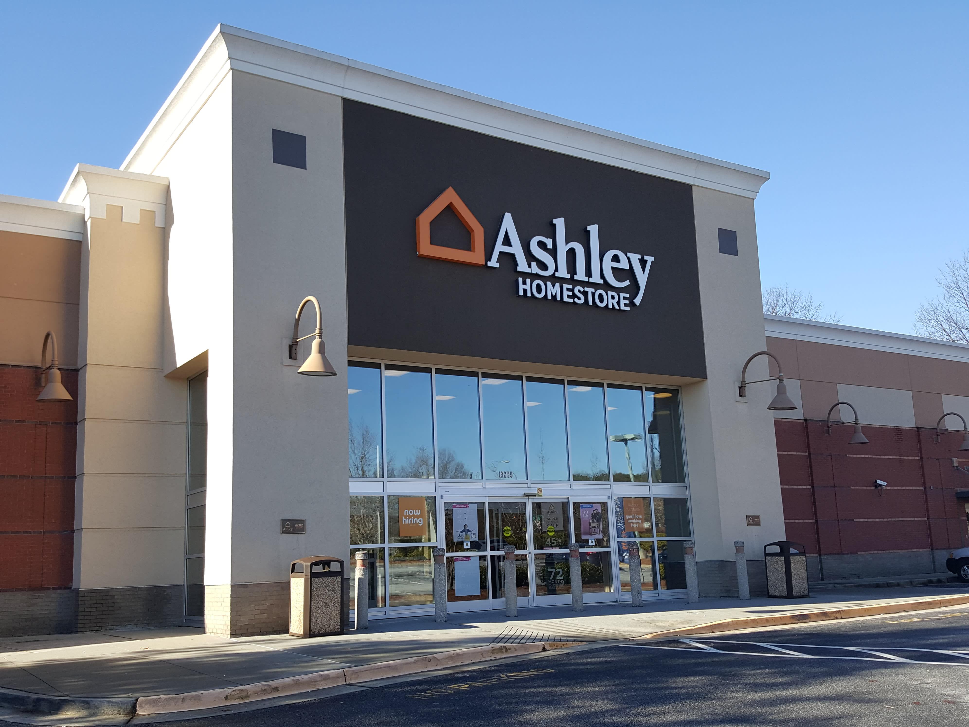 Beau Ashley HomeStore   Ashley Furniture