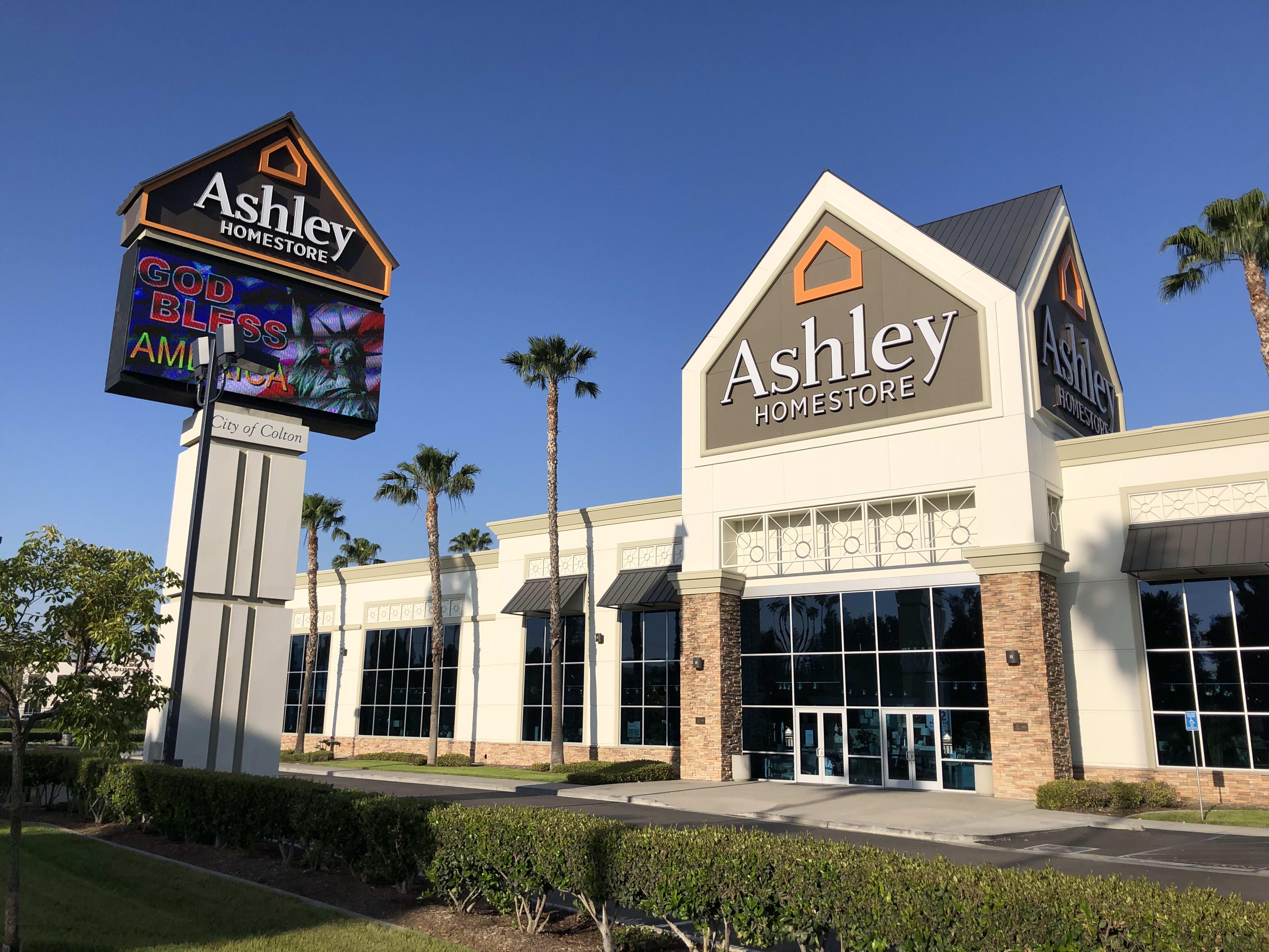 Furniture And Mattress Store In Colton Ca Ashley Homestore 7710000034