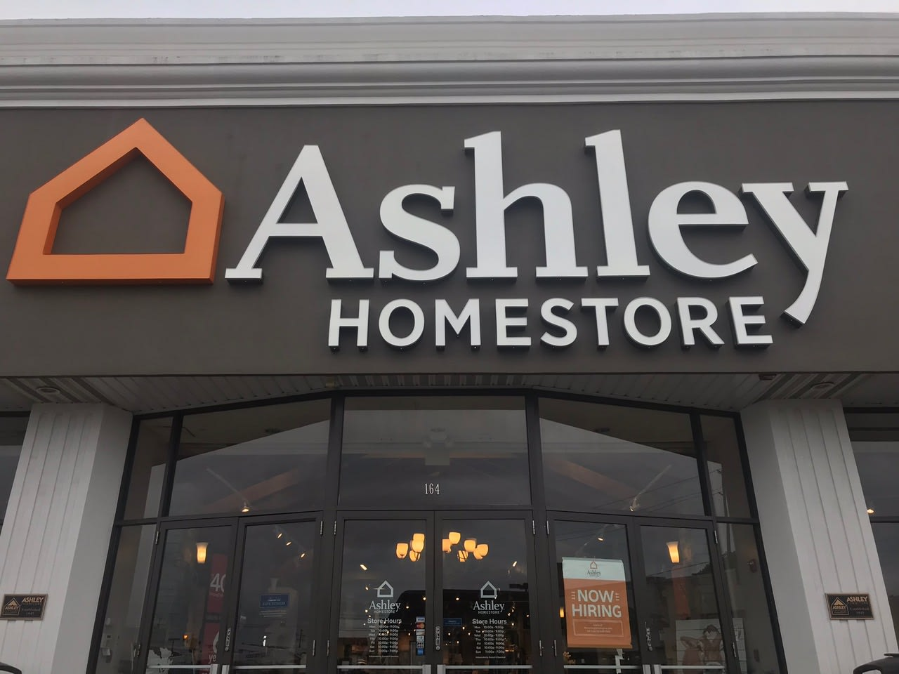 at home store hours today