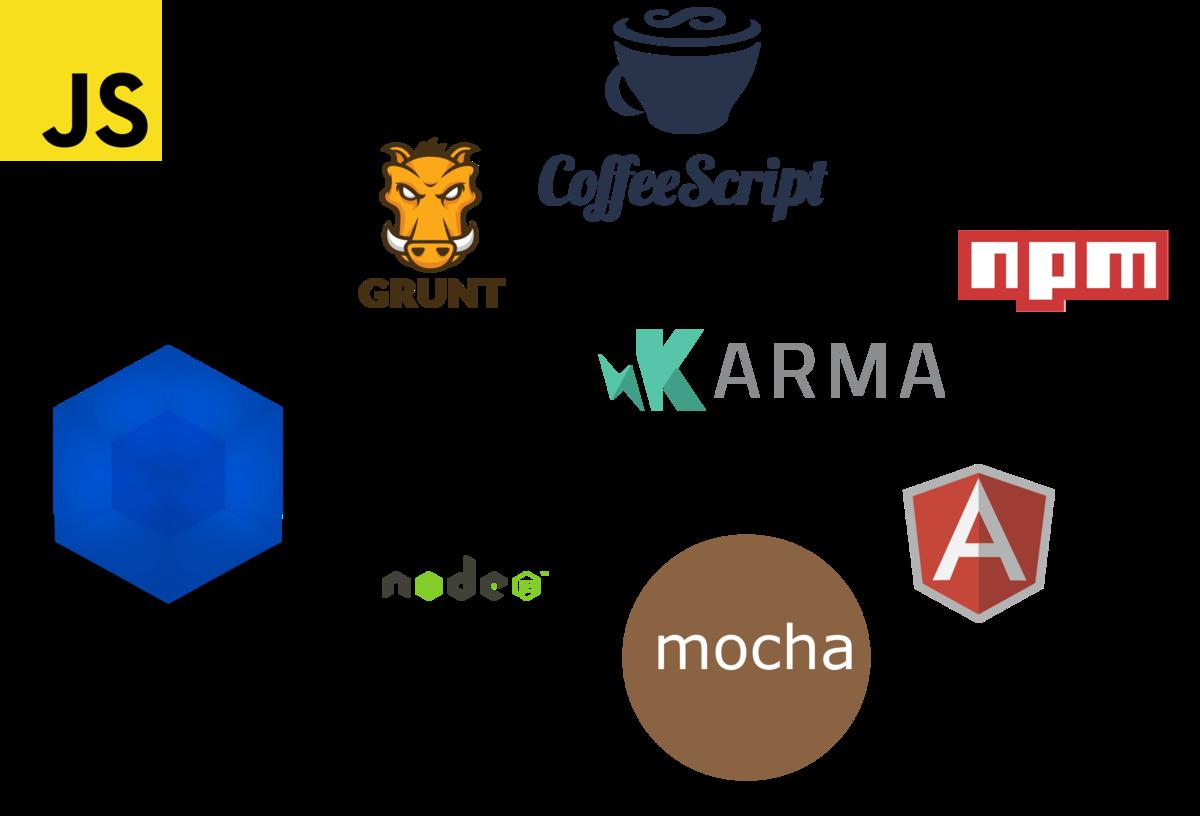 Javascript framework and tools
