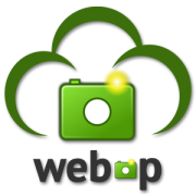 Cloud-based WebP Delivery