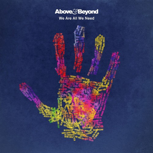 Above & Beyond - We Are All We Need (front)
