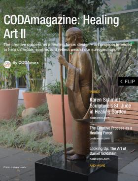 CODAmagazine - Healing Art II - CODAworx