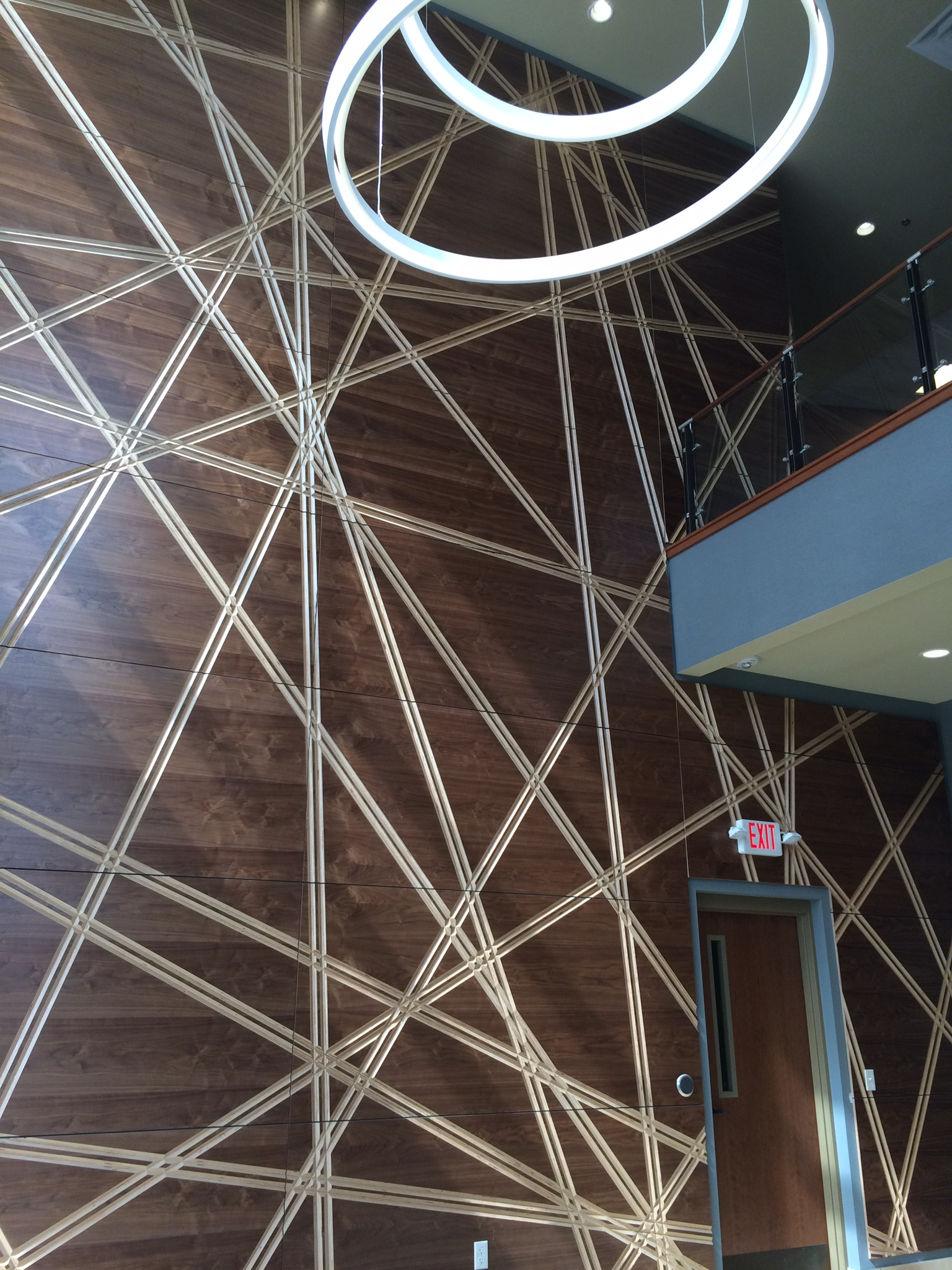 First Federal Bank - Wall Panels by Design Fugitives