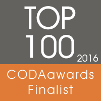 2016 CODAawards Top 100