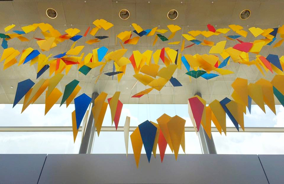 Suspended Memories: The Indelible Work of Terry Welker, FAIA - CODAworx