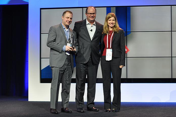 IBM award.