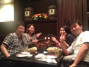 大阪 夏のアルコールミーティングのレポート