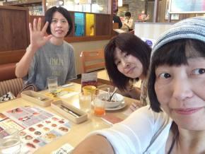 小竹向原駅前朝カフェの会のレポート