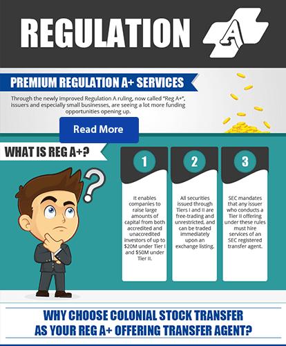 regulation a plus services