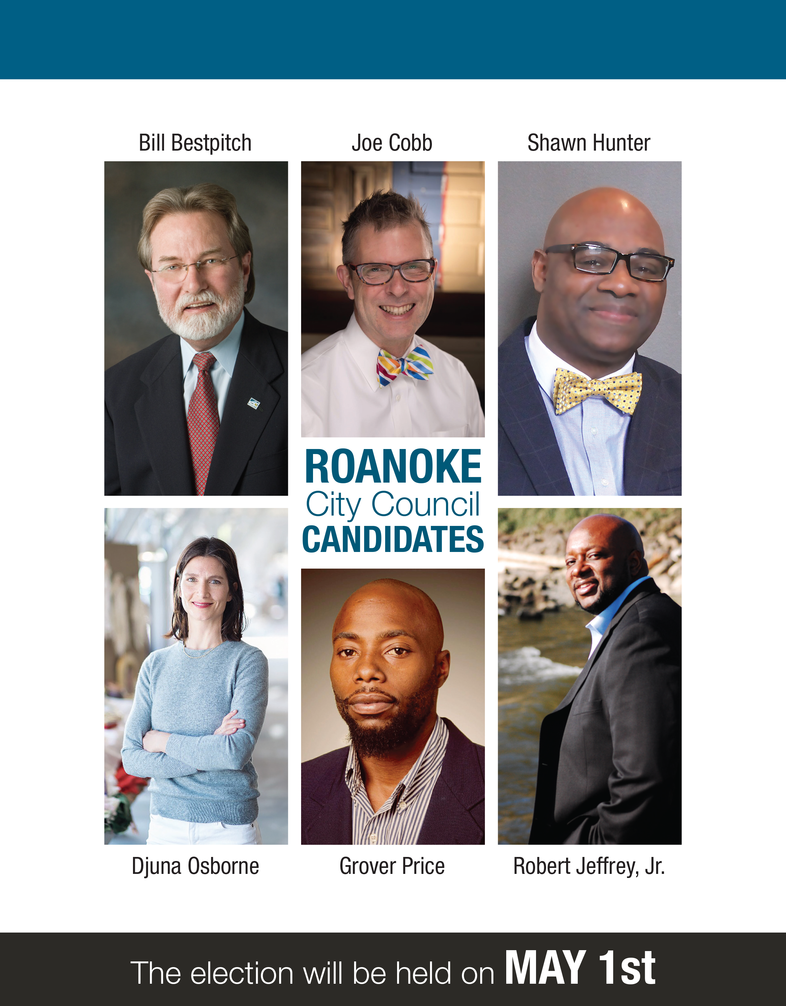 Candidates for Roanoke City Council