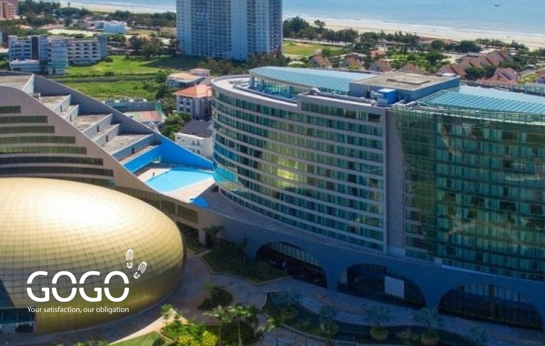 Chào mùa hè cùng các promotion cực hot tại khách sạn 5 sao Pullman Vũng Tàu chỉ có tại SmartGOGO