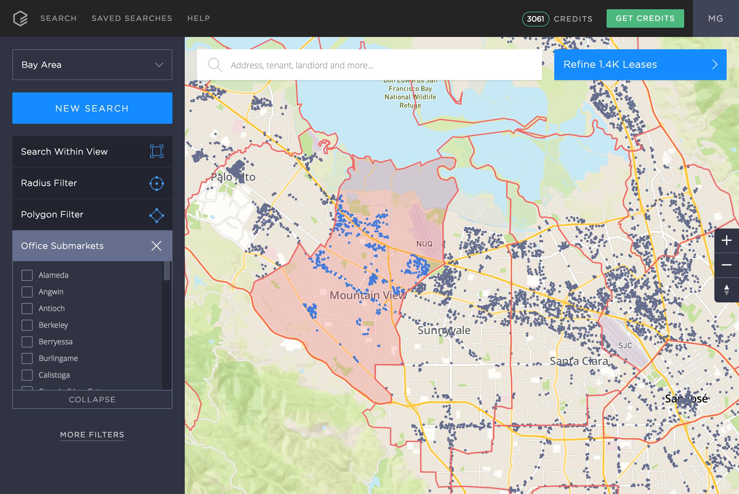 CompStak Maps