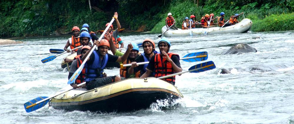 white water rafting Sri Lanka
