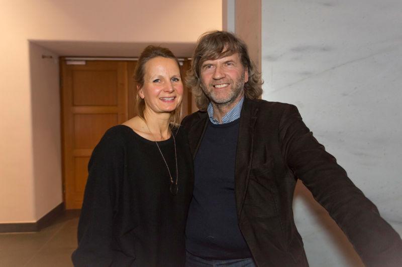 Johanna Putensen und Stefan Hoske