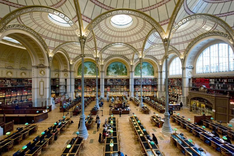 Richelieu Bibliothek a