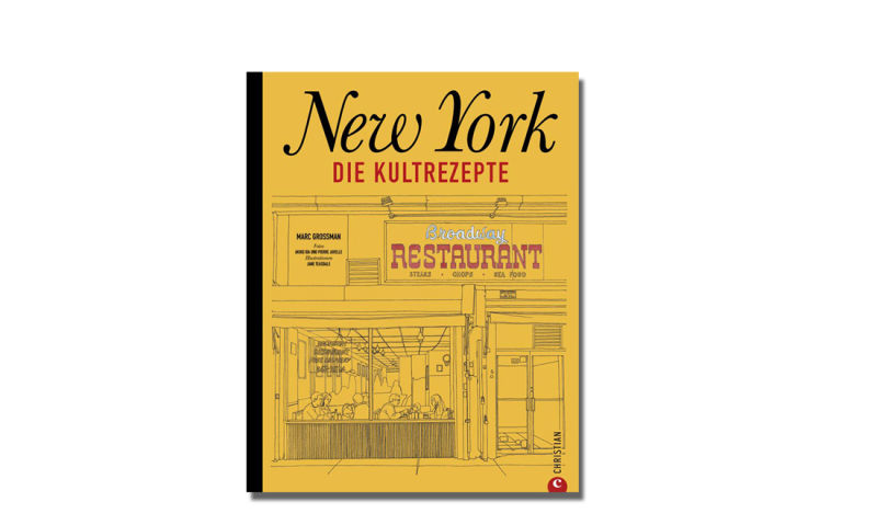 Cover New York