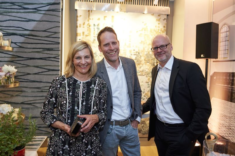 Elisabeth und Stefan Katzmann, Henning Schlieker