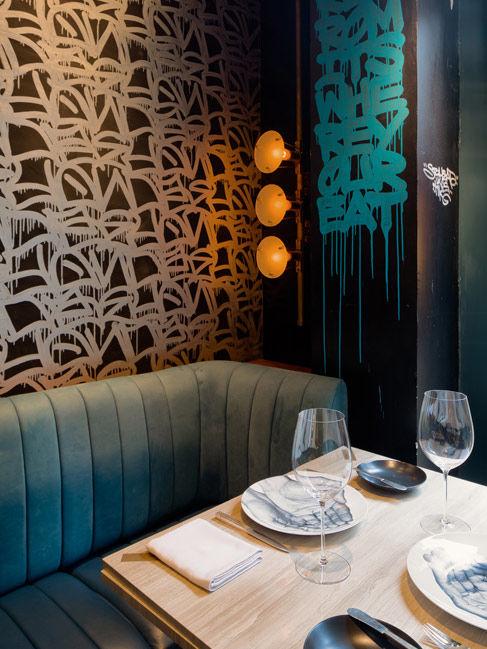 Bibo Restaurant, Hongkong
