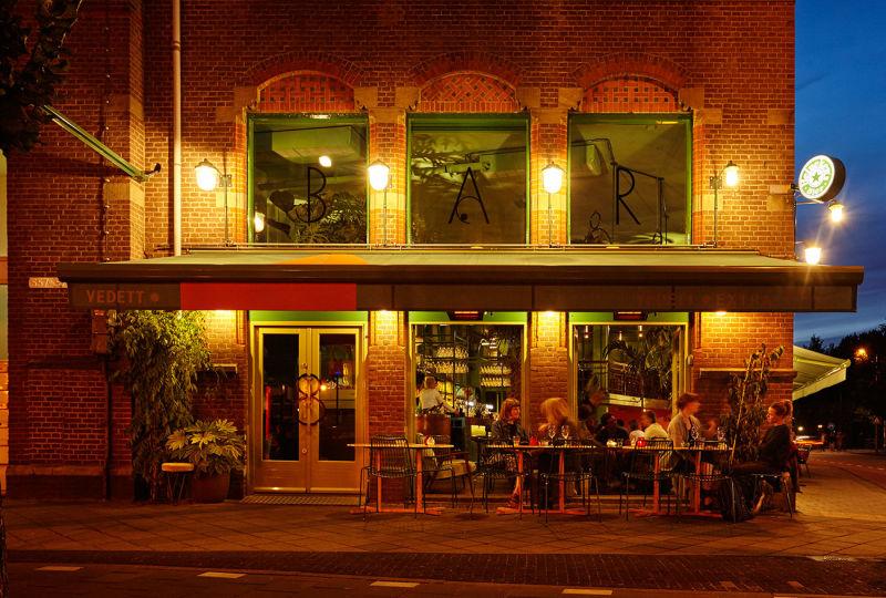 Bar Botanique J