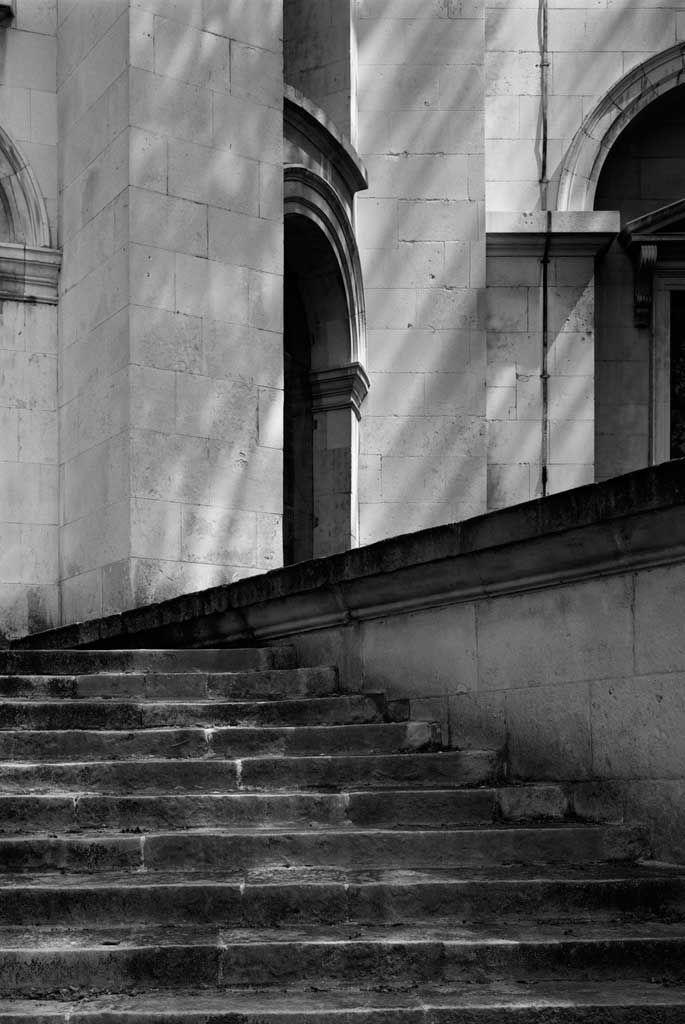 Hélène Binet, St. Anne in Limehouse (Architecture by Nicholas Hawksmoor)