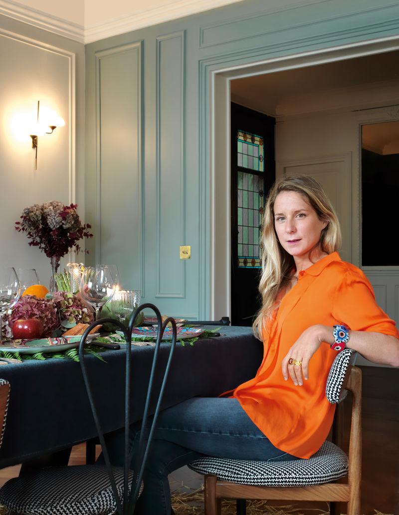 Dorothée Meilichzon Porträt