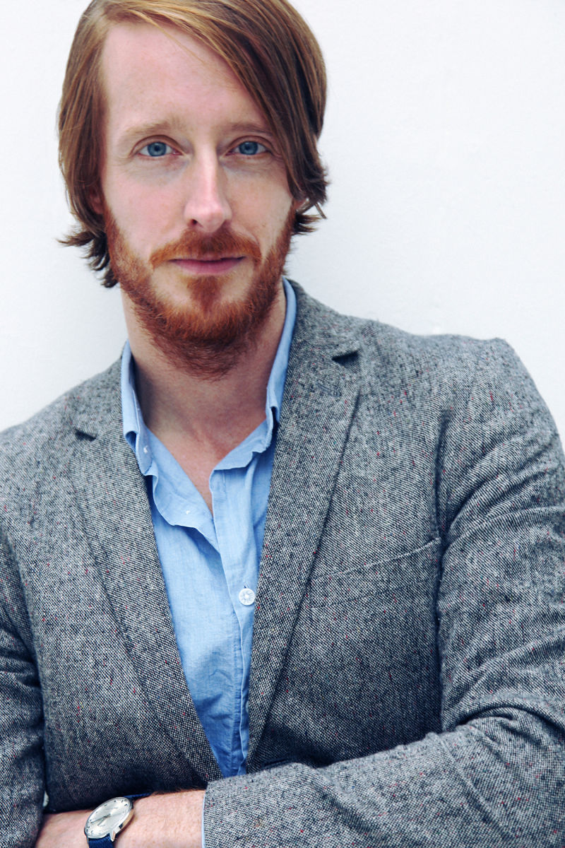 Mathias Hahn Porträt