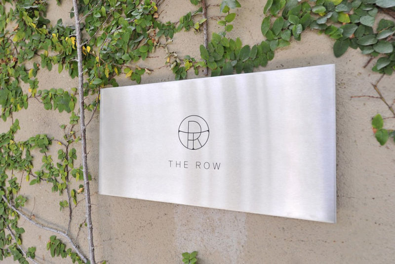 The Row Flagshipstore , Los Angeles