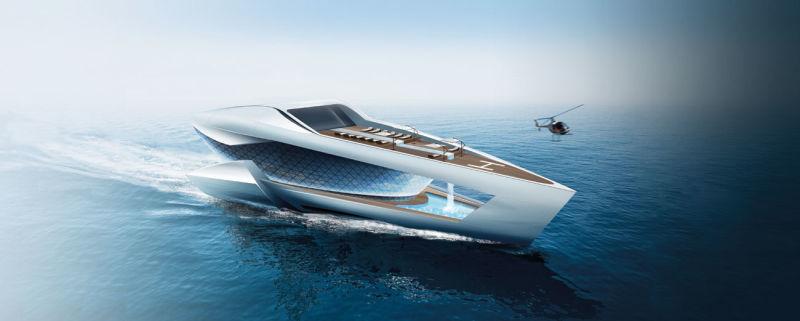 CF8 Yacht