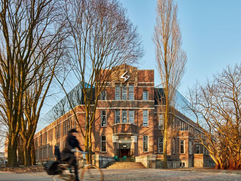 Amsterdam Hostel A